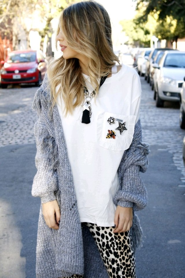 MAXI SWEATER ANASTASIA en internet