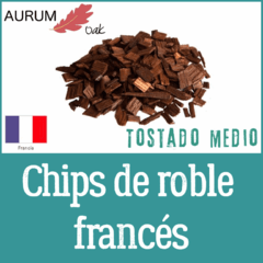 Chips de Roble Francés