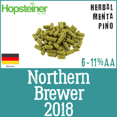Lúpulo Northern Brewer en Pellets