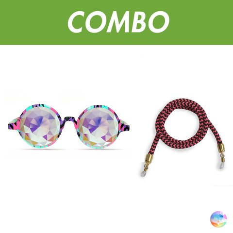 COMBO Diamond Colors + Cordinha
