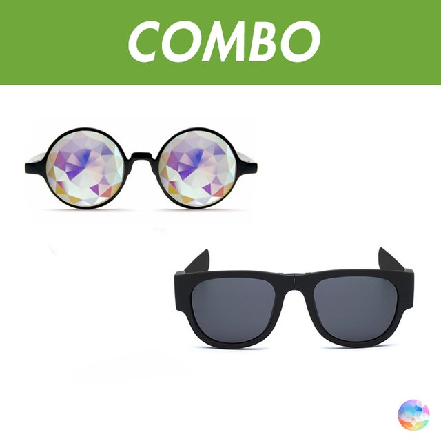 Combo DIamond Preto + Snap Preto