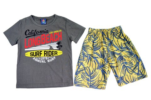 CONJUNTO MASCULINO LONG BEACH