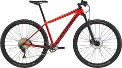 Bicicleta Cannondale Mtb Fsi Carbono 5 Acid Red R29