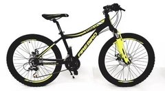 Bicicleta Fire Bird R24 Storm Aluminio Disco Suspencion