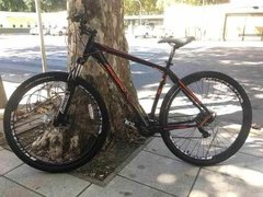 Bicicleta Mountain Bike R29 Fire Bird Aluminio Shimano Eagle