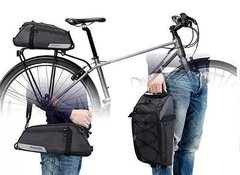 Bolso Bicicleta Alforja Essential Cargo Bag Ideal Termo
