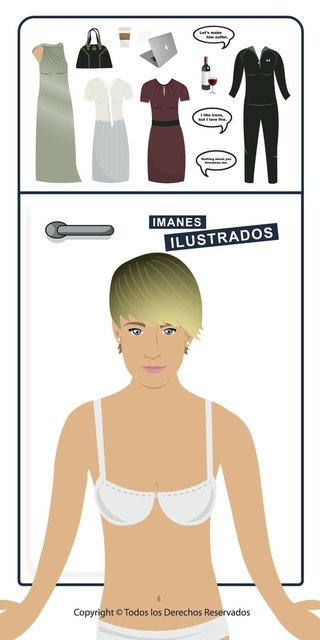 Claire Underwood - House of Cards - comprar online