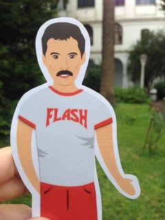 freddie mercury queen iman regalo