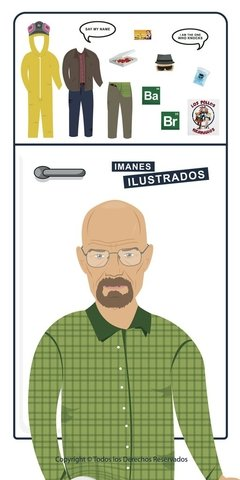 breaking bad iman regalo