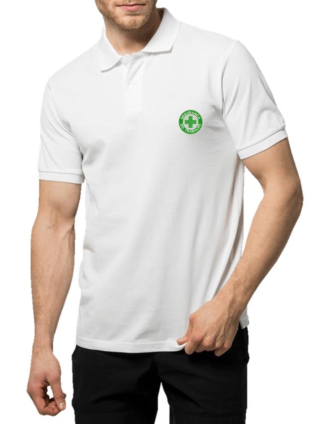 8f7b7b442bccb Camisa Gola Polo Segurança do Trabalho Ref .1001