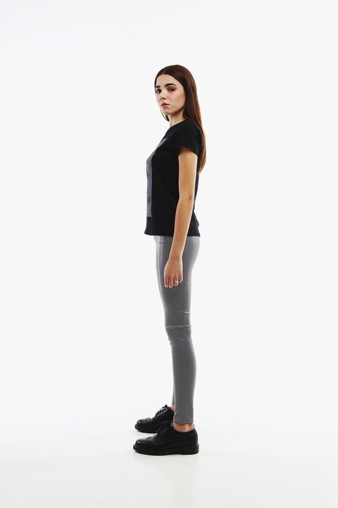 Leggings London Gris - comprar online