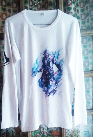 Remera Manga Larga Assassin Creed 3