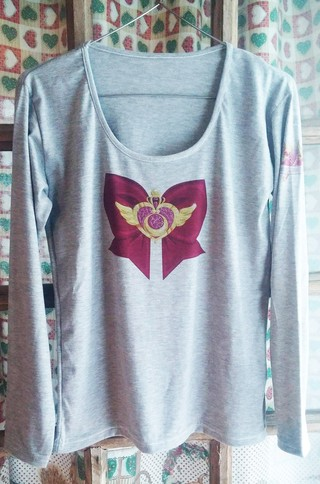 Remera manga larga Sailor Moon