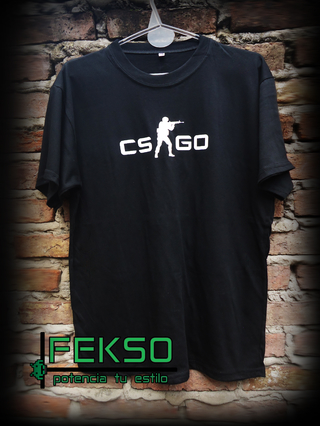 Remera Counter Strike