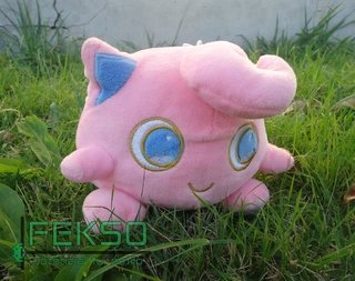 Peluches Pokemon en internet