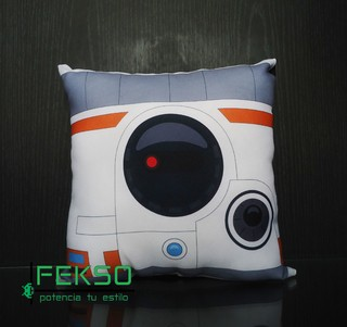 Almohadon Star Wars en internet