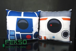Almohadon Star Wars