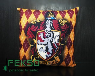 Almohadon Harry Potter Gryffindor