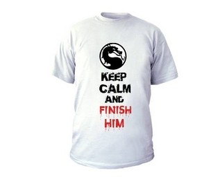 Keep Calm... - Mortal Kombat