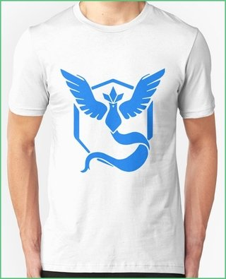 Remeras Pokemon GO en internet