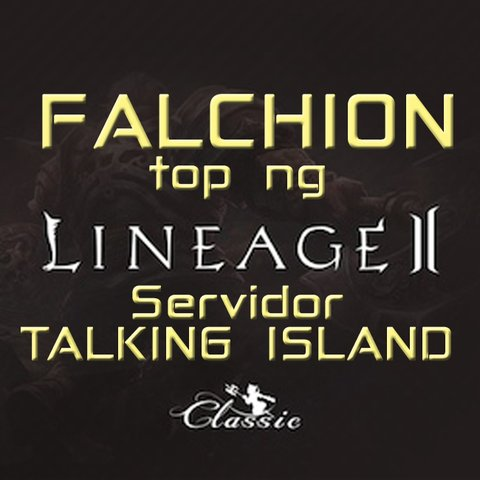 Falchion [NG] - Talking Island