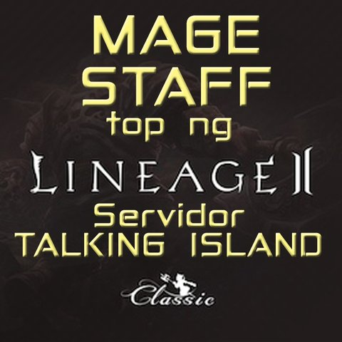 Mage Staff [NG] - Talking Island