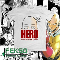 Remera - One Punch Man - comprar online