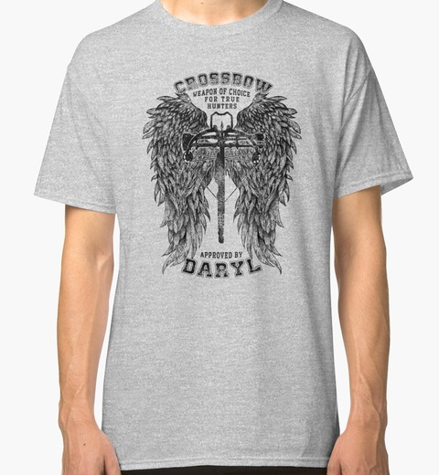 Remera The Walkin Dead Daryl