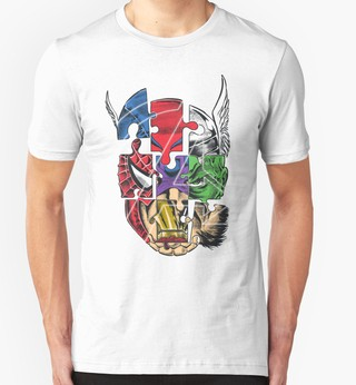 Remera Marvel Comic