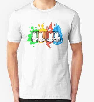 Remera Castle Crashers