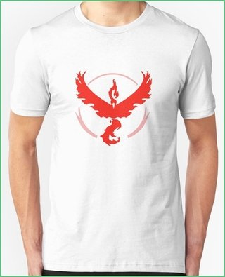 Remeras Pokemon GO - Fekso