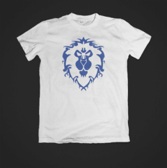 Remera - World Of Warcraft - Alianza - M01