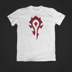 Remera - World Of Warcraft - Horda - M01