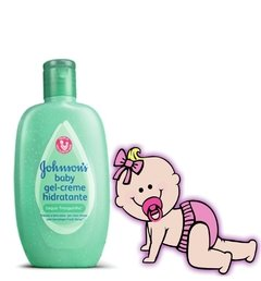 HIDRATANTE JOHNSON BABY  TOQUE FRESQUINHO 200ML