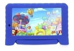 Tablet Multilaser Kidpad Plus 7p 8gb Quad 2cams - Nb278 Bivo - comprar online
