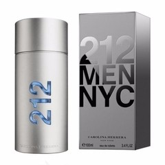 Perfume Carolina Herrera 212 Men 100ml