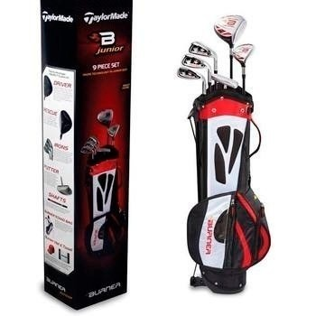 KADDYGOLF | TAYLORMADE | SET COMPLETO JUNIOR 9-12