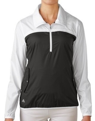 first rate ae452 f2485 KADDYGOLF  ADIDAS  CAMPERA ROMPEVIENTO DAMA