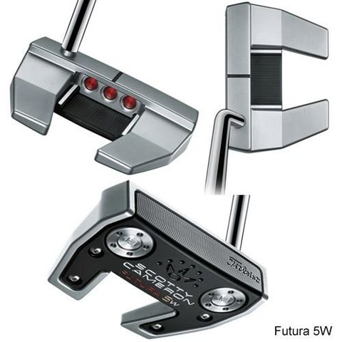 Imagen de KADDYGOLF | TITLEIST | PUTTER SCOTTY CAMERON FUTURA 5W