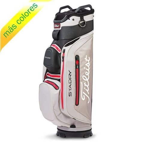 TITLEIST | BOLSA STADRY DELUXE TB8CT7 CARRO IMPERMEABLE
