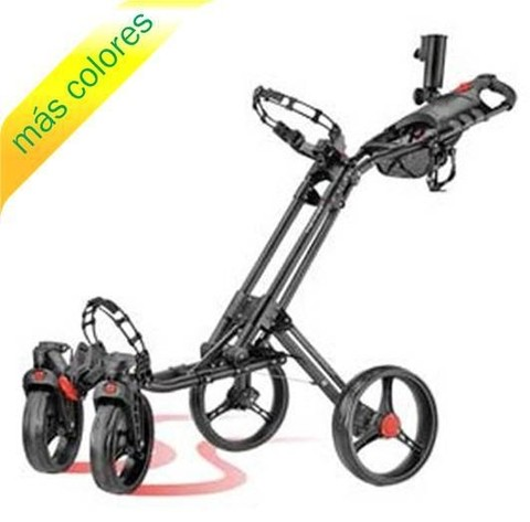 KADDYGOLF | CADDYTEK | CARRO CRUISER ONE S RUEDAS MOVIBLES