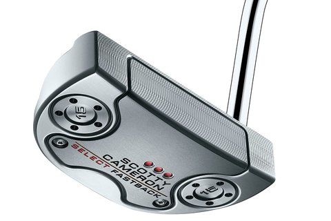 TITLEIST | PUTTER SCOTTY CAMERON FASTBACK 2018