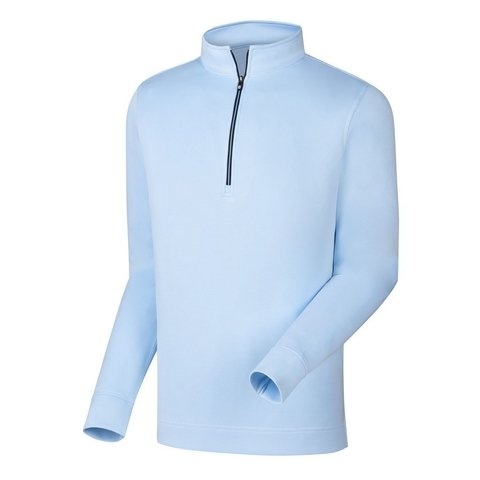 FOOTJOY | BUZO DOUBLE LAYER KNIT STRIPE HALF ZIP MEN 27822 - comprar online