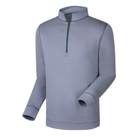 FOOTJOY | BUZO DOUBLE LAYER KNIT STRIPE HALF ZIP MEN 27824 - comprar online
