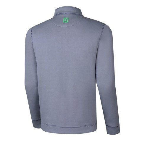 FOOTJOY | BUZO DOUBLE LAYER KNIT STRIPE HALF ZIP MEN 27824 en internet