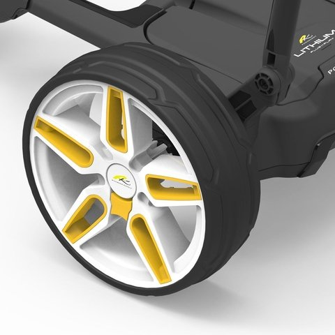 KADDYGOLF | POWAKADDY | CARRO FW5 LITIO - Kaddy Golf