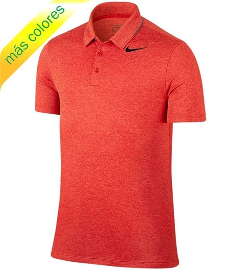 NIKE GOLF | CHOMBA DRI FIT BREATHE HEATHER 833063