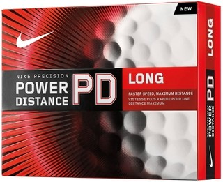KADDYGOLF | NIKE GOLF | PELOTAS POWER DISTANCE LONG