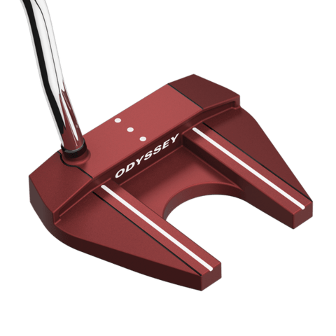 ODYSSEY | PUTTER O-WORKS RED #7 SUPERSTROKE - Kaddy Golf
