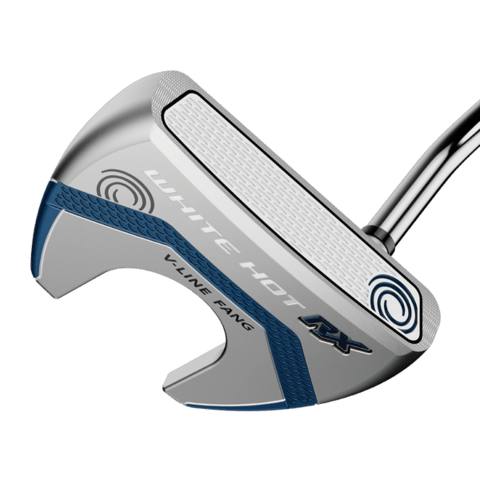 ODYSSEY | PUTTER WHITE HOT RX V LINE FANG SUPERSTROKE